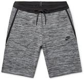 Nike Mélange Tech Knit Shorts