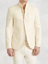 John Varvatos Slim Fit Multi-Button Jacket