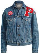Polo Ralph Lauren Patchwork Trucker Jacket