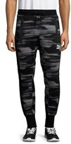 Puma Evo Printed Stretch-Cotton Pants