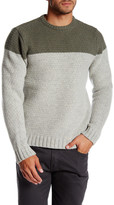 Saturdays Surf NYC Everyday Wool Colorblock Sweater
