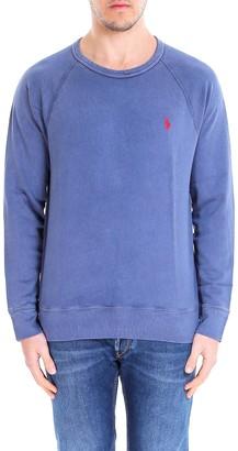 Polo Ralph Lauren Logo Embroidered Crewneck Sweater