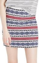 Madewell Women's Jacquard Miniskirt