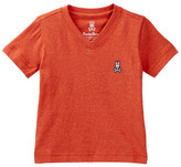 Psycho Bunny Classic V-Neck Tee (Toddler, Little Boys, & Big Boys)