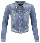 Pepe Jeans CORE JACKET Blue / Clear
