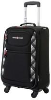 "Swiss Gear SwissGear Plaid 20"" Carry On Limited Edition Luggage"