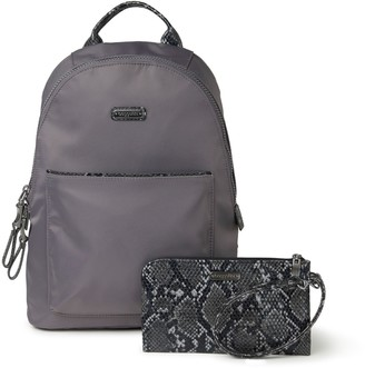 Baggallini Central Park Backpack and Wristlet
