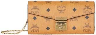 MCM Patricia Bifold Chain Wallet