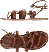 Laurence Dolige Toe strap sandals