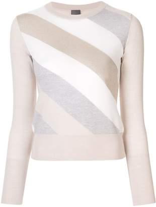 Lorena Antoniazzi striped jumper