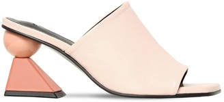 YUUL YIE 70mm Lowell Leather Mules
