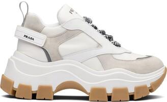 Prada Block chunky sneakers