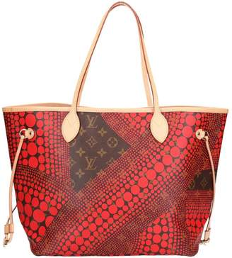 Louis Vuitton Neverfull Multicolour Cloth Handbag