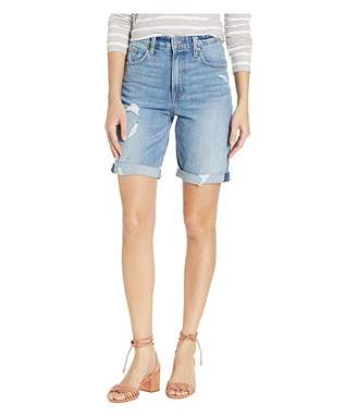 Lucky Brand Lucky Pins Bermuda Shorts in Monica Ave Destruct