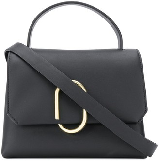 3.1 Phillip Lim Logo Plaque Shoulder Bag