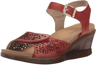 Romika Women's Nevis 05 Wedge Sandal