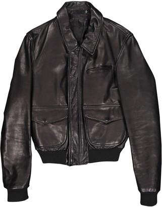 BLK DNM Black Leather Jacket for Women
