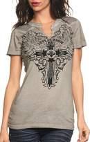 Affliction Syndic Short Sleeve T-shirt XS