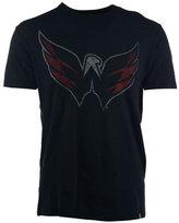 '47 Men's Washington Capitals Logo Scrum T-Shirt