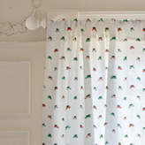 Minted Christmas Tree Shopping Self-Launch Curtains