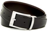 HUGO BOSS Uthas Reversible Leather Belt