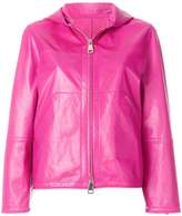 Sylvie Schimmel hooded zip up jacket