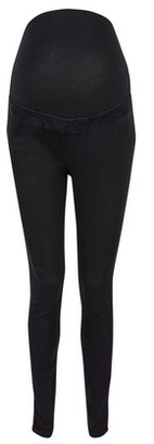 Dorothy Perkins Womens **Maternity Black 'Eden' Over Bump Lightweight Jeggings, Black