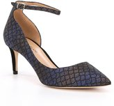 Antonio Melani Marchela Ankle Strap Pumps