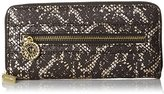 Anne Klein New Recruits Zip-Around Small Wallet