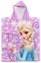 Official Licenced Kids Frozen Poncho