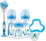 Dr Browns Dr Brown's Options Natural Flow Baby Bottle Gift Set