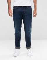 Diesel Larkee-beex Tapered Jeans 857z Dark Wash