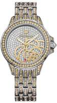 Juicy Couture Women&s Charlotte Bling Crystal Bracelet Watch