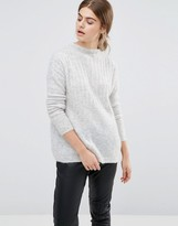 Just Female Spring Glow Mohair Sweater