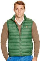 Ralph Lauren Packable Quilted Down Vest