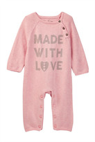 Jessica Simpson Made With Love Coverall (Baby Girls)