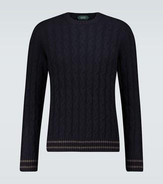 Zanone Giro crewneck sweater