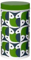 Orla Kiely Owl Single Tin