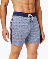 """Tommy Hilfiger Men's Gilbert 5 1/2"""" Board Shorts, Created for Macy's"""