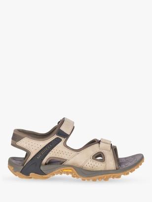 Merrell Kahuna 4 Women's Walking Sandals, Classic Taupe