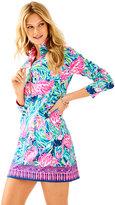 Lilly Pulitzer UPF 50+ Skipper Printed Dress