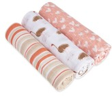 Aden Anais Aden + Anais 3-Pack Classic Swaddling Cloths