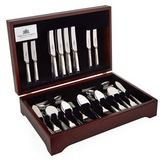 Arthur Price Grecian Sovereign Stainless Steel 84 Piece Canteen