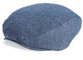 Nordstrom Infant Boy's Chambray Driving Cap - Blue
