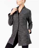 Eileen Fisher High-Collar Jacket, Regular & Petite