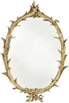 Bradburn Gallery Home Gilded Reed Wall Mirror, Gold