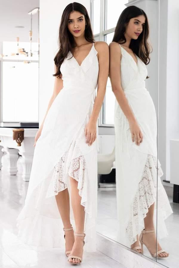 Yumi Kim Meadow Lace Maxi Dress