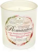 Nesti Dante Scented Italian Candle - Romantica Florentine Rose & Peony 160g/5.64oz