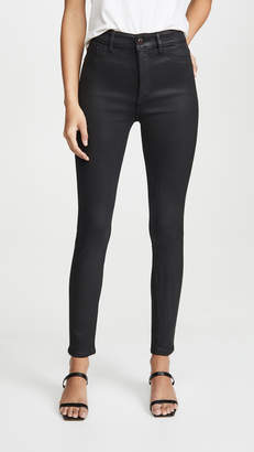 DL1961 x Marianna Hewitt Farrow Ankle High Rise Skinny Jeans