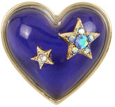 Betsey Johnson Celestial Starlet Mood Ring